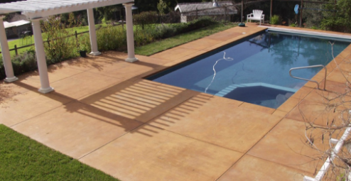 Pool Deck Styles